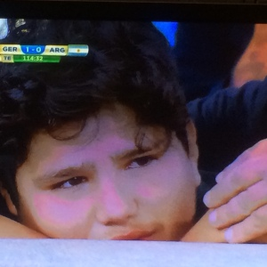 Argentinian young sorrow.
